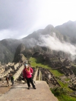 Martine Inca Trail April 24 2015-2