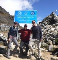 Machu Picchu travel June 07 2015