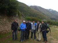 Michael Inca Trail April 21 2015-2