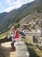 Machu Picchu trip July 28 2015