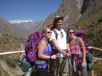 Jordan Inca Trail July 28 2015
