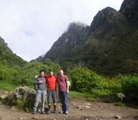 Machu Picchu trip March 16 2015