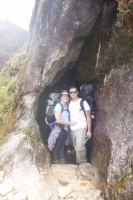 Fiona Inca Trail January 10 2015