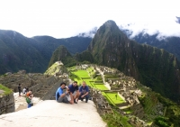 Machu Picchu vacation March 16 2015