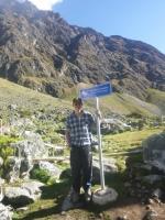 Machu Picchu vacation May 20 2015