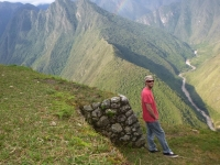 Machu Picchu vacation April 14 2015