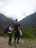 Maricela-Paola Inca Trail January 13 2015-3