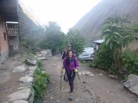 Maricela-Paola Inca Trail January 13 2015-4