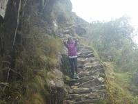 Maricela-Paola Inca Trail January 13 2015-7