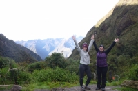 Elena Inca Trail March 04 2015-2