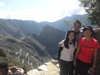 Beatrice Inca Trail June 04 2015-1