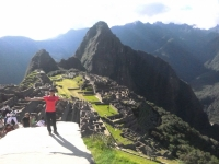 Lee-Kiah Inca Trail June 04 2015