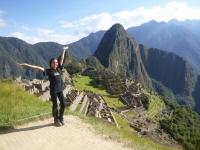 Machu Picchu trip June 27 2015
