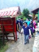 Machu Picchu trip June 11 2015