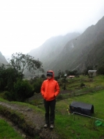 Machu Picchu vacation April 11 2015