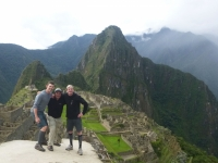 Machu Picchu travel April 16 2015-2