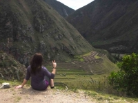 Chantelle Inca Trail April 24 2015-3