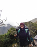 Aleena Inca Trail March 15 2015