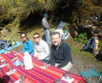 Machu Picchu vacation July 05 2015