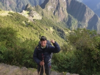 Machu Picchu vacation June 27 2015