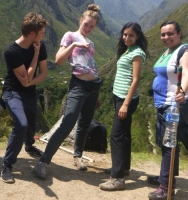 Anna-Emilie Inca Trail April 16 2015-2