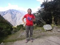 Machu Picchu trip July 01 2015