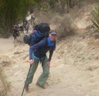 Christine Inca Trail July 03 2015-2