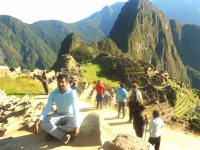 Machu Picchu travel June 28 2015