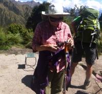 Cornelia Inca Trail June 27 2015-2