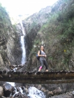 Machu Picchu vacation May 22 2015