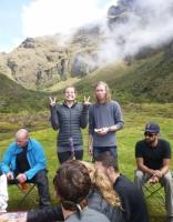 Sadie Inca Trail March 27 2015-1