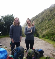 Sadie Inca Trail March 27 2015-2