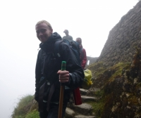 Jeremy Inca Trail March 27 2015