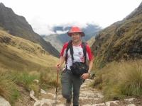 Paul Inca Trail March 13 2015
