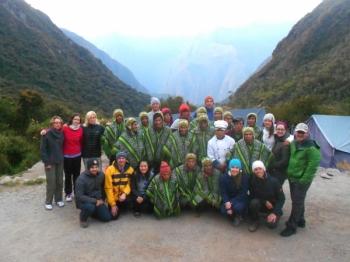 Viet Inca Trail August 03 2015