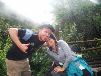 Machu Picchu vacation March 21 2015