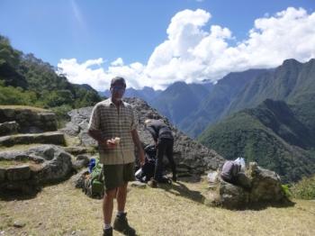 Peru vacation August 15 2015