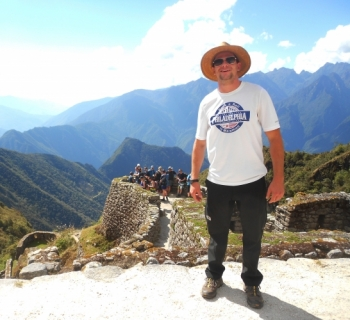 Brett Inca Trail August 17 2015