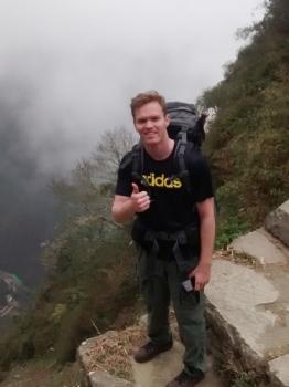 Joseph Inca Trail August 20 2015-1