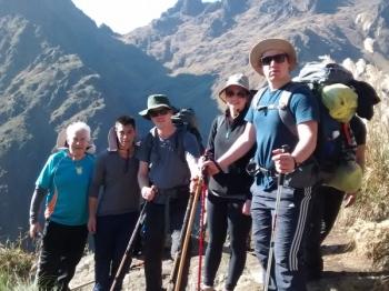 Joseph Inca Trail August 20 2015