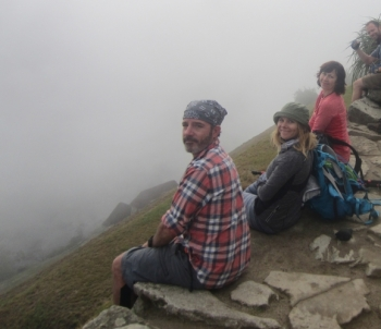 Machu Picchu vacation September 01 2015
