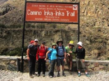 Machu Picchu trip September 01 2015