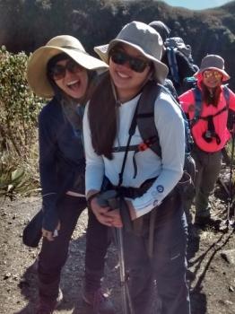 Eva Inca Trail August 20 2015-2