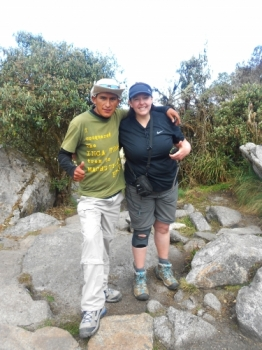 Katrina Inca Trail September 13 2015-1
