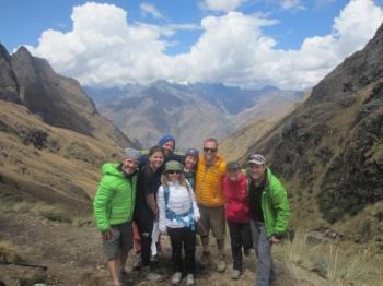 Peru travel September 01 2015