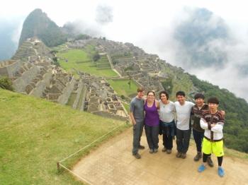 Peru vacation August 24 2015