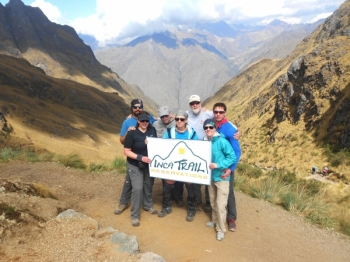 Machu Picchu trip September 13 2015