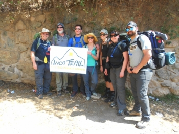 Scott Inca Trail September 13 2015
