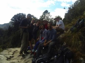 Machu Picchu vacation August 28 2015-2