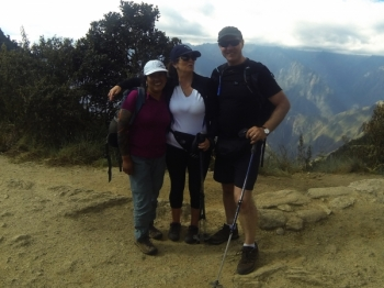 Machu Picchu vacation August 28 2015